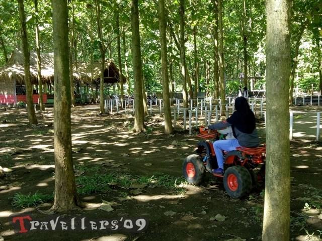 Wisata KALOKA Kawasan Alas Lodoyo Kaulon Blitar 4