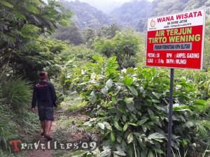 Air Terjun Tirto Wening Blitar, Adventure yang Sebenarnya 2
