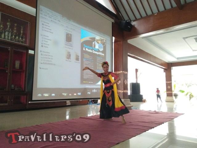 Seminar Pariwisata dan Workshop Fotografi, dalam Rangkaian Peringatan 9 Tahun DTrav 26