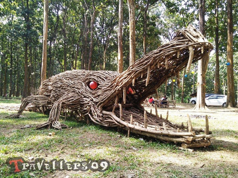 Jati Park Alas Pagak, Blitar 1