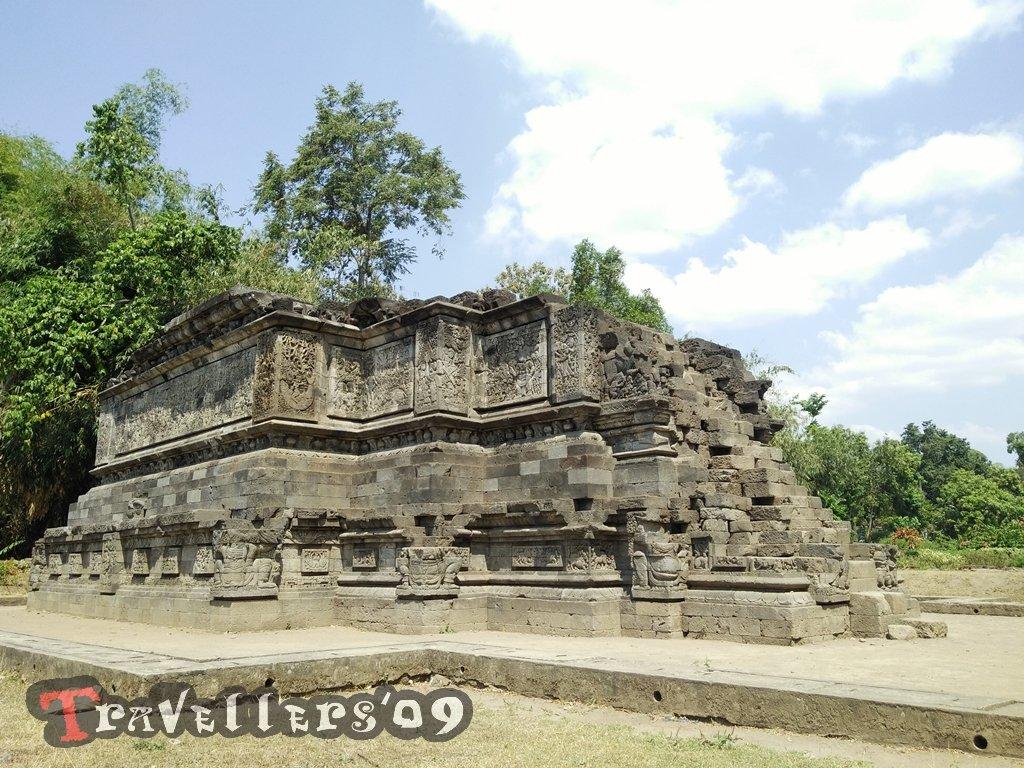 Candi Surowono, Peninggalan Majapahit di Kediri dengan Relief yang Unik 21