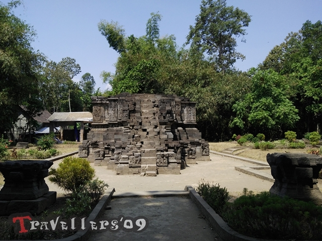 Candi Surowono, Peninggalan Majapahit di Kediri dengan Relief yang Unik 2