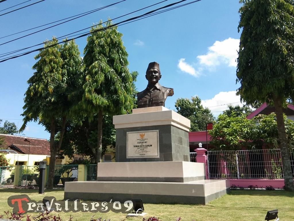 Taman Sukarni dan Ndalem Sukarni Blitar 1