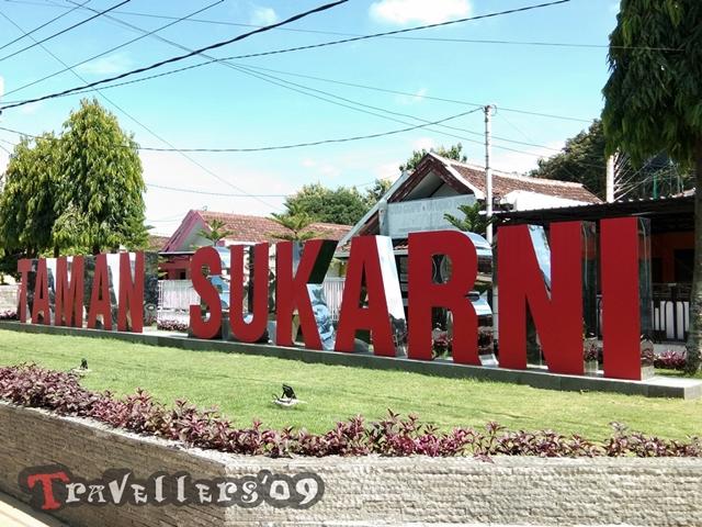 Taman Sukarni dan Ndalem Sukarni Blitar 6