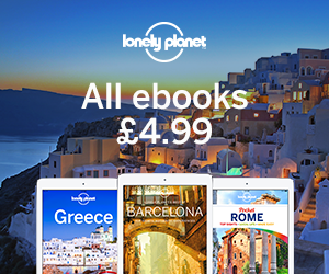 Lonely Planet Spring Sales