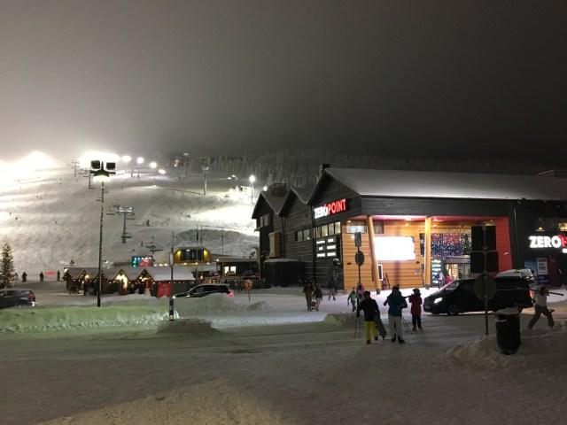 Levi ski