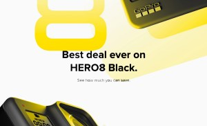 Gopro! Best deal ever on Hero8 Black and Hero8 Black Bundle. From 329,99€
