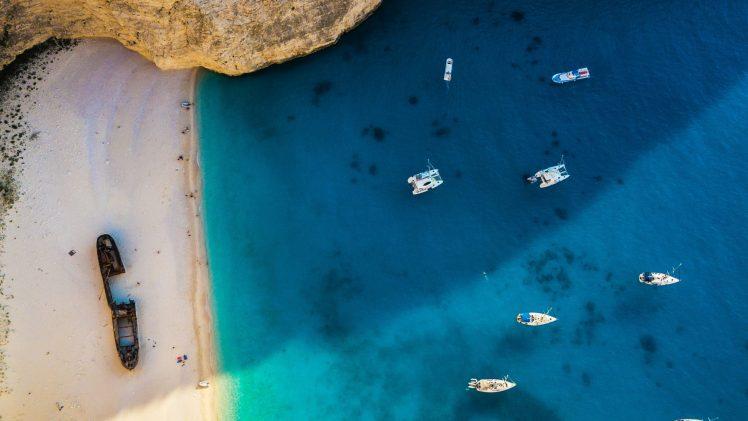 """Η Ελλάδα στη 2η θέση της  παγκόσμιας λίστας """"Γαλάζια Σημαία"""" 2020, με 497 βραβευμένες ακτές, 14 μαρίνες & 6 τουριστικά σκάφή!"""