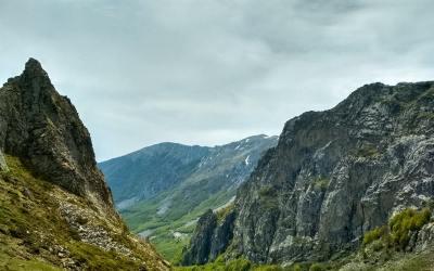 Ορειβασία στο άγνωστο Πίνοβο του Ν.Πέλλας