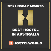 Hostelworld: Best Hostel in Australia 2017