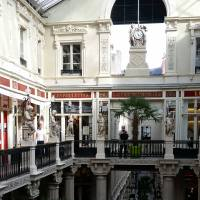 A visit to Nantes (FR) with an ice cream break at La Fraiseraie