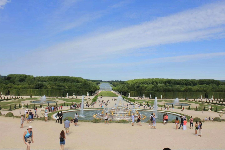 Versailles, Chateau de Versailles, road trip to France