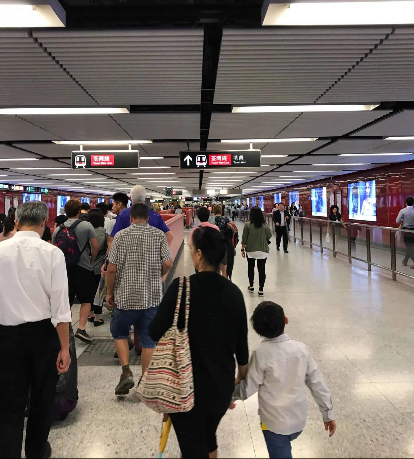 Hong Kong MTR, Victoria Harbor, 3 days in Hong Kong itinerary, Hong Kong long weekend, things to do in Hong Kong for 3 days