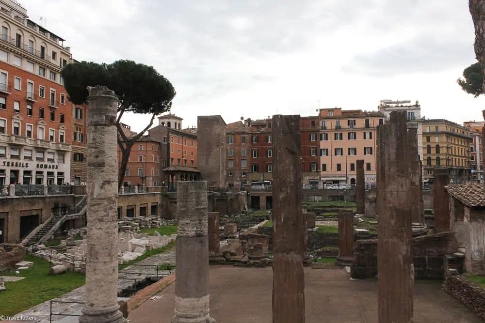 Ancient Rome, visting Rome in winter