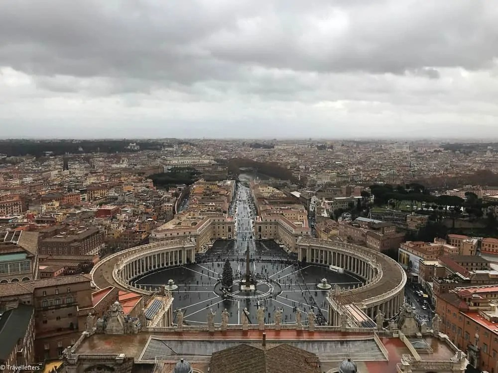 The best guide for Rome in winter. Actionable 2-3 days Rome itinerary