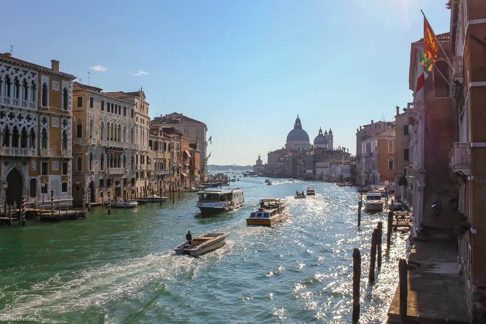 Best time to visit Venice, 3 days Venice itinerary, free things to do in Venice, Grand Canal Venice