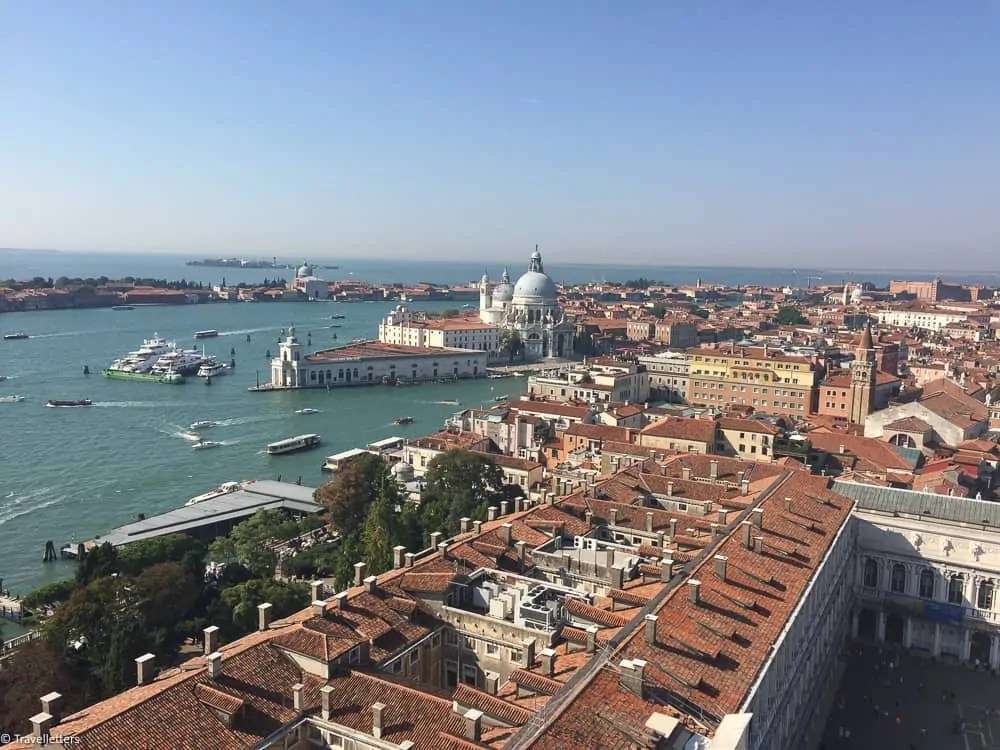 Best time to visit Venice, things to do in Venice, Venice attractions, best views of Venice, 3 days itinerary for Venice, St. Mark's Bell Tower