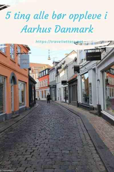 5 ting alle bør oppleve i Aarhus Danmark #storbyferie #danmark #aarhus #europa #storbyweekend #europa