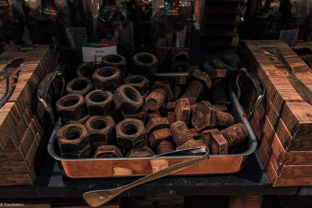 Sjokoladelaging og sjokoladesmaking i Brussel