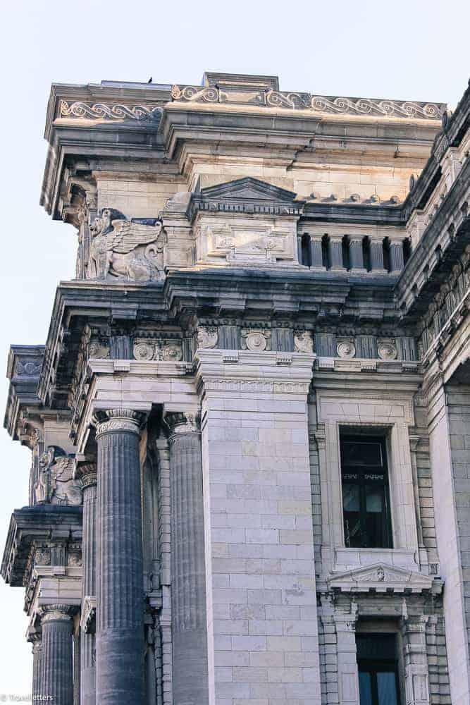 Palais de Justice i Brussel