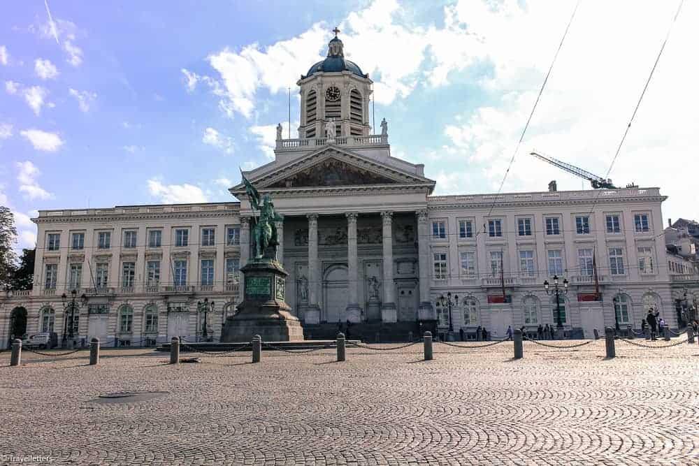 Kongeslott i Brussel