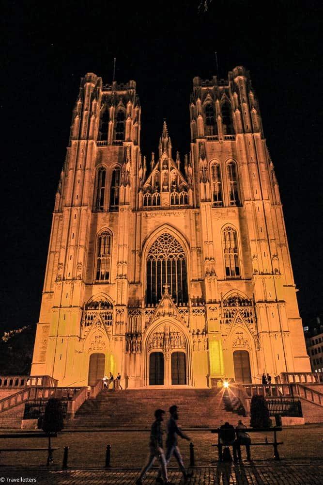 Katedral St. Michael og St.Gudula
