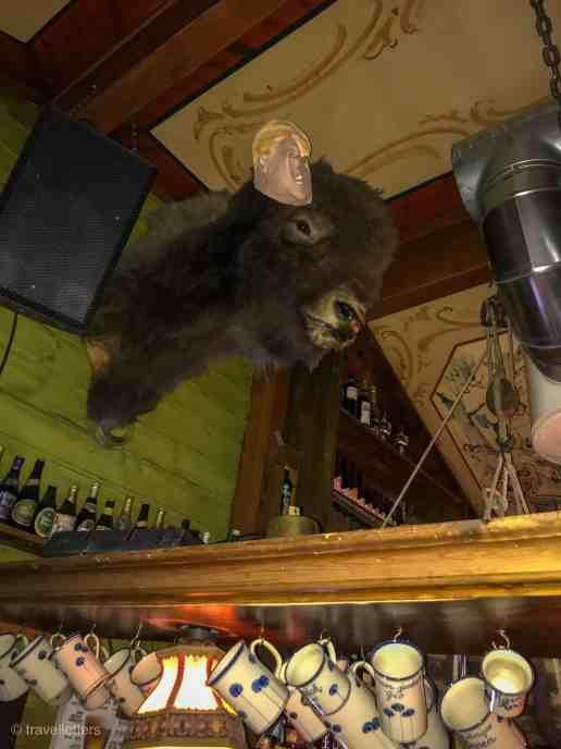 Inne på Svingen Pub