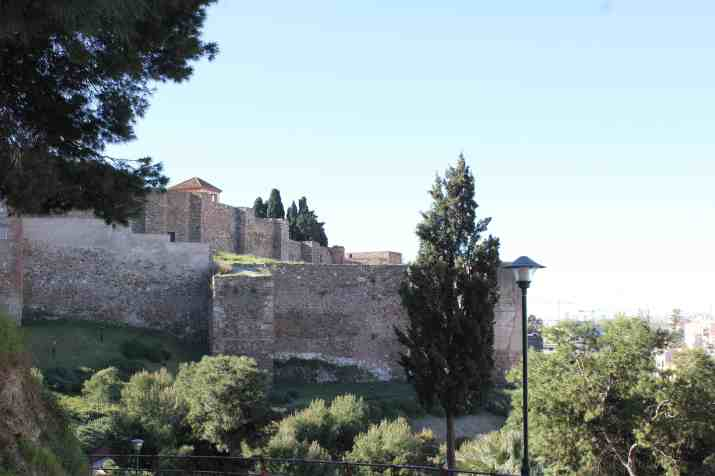 things to do in malaga, malaga facts, where to stay in malaga, free things to do in malaga, malaga airport transfer, Alcazaba Fortress