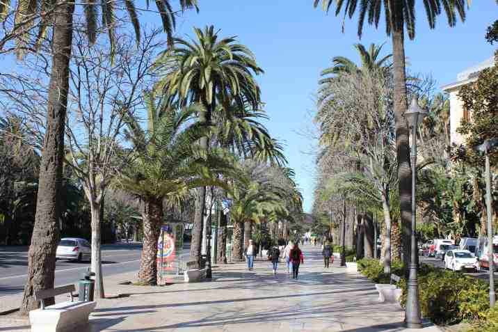 things to do in malaga, malaga facts, where to stay in malaga, free things to do in malaga, malaga airport transfer, Parque de Malaga