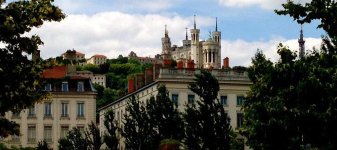 Postcards from Lyon