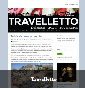 Travelletto Italy Magazine Awards
