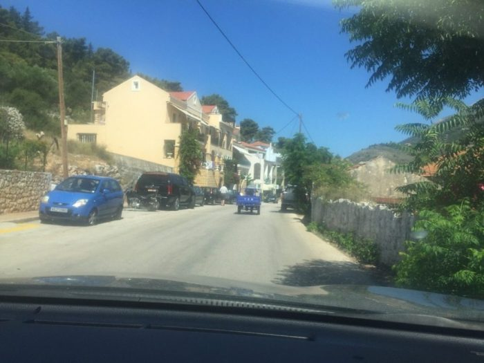 Driving in Greece - 2