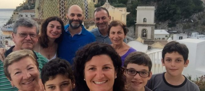 Video: Epic family holiday back to our Mother Countries by Leo Paoliello
