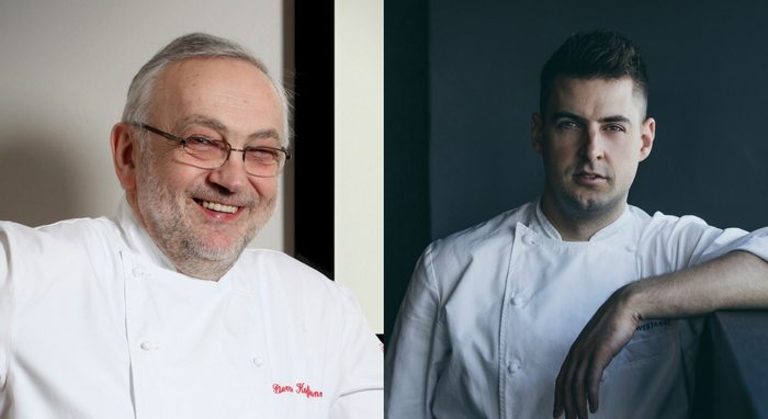 Pierre Koffman and Kirk Westaway Margaret River Gourmet Escape 2017