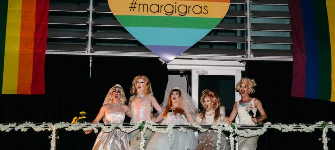 Emotions and elation at inaugural Margi Gras