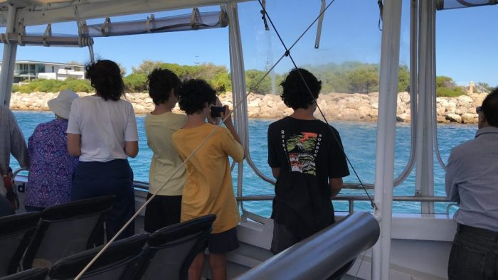 Mandurah Cruises boat