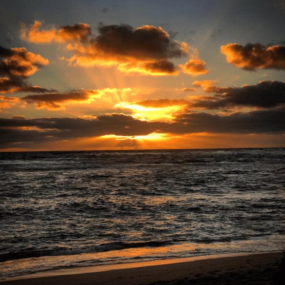Prevelly sunset