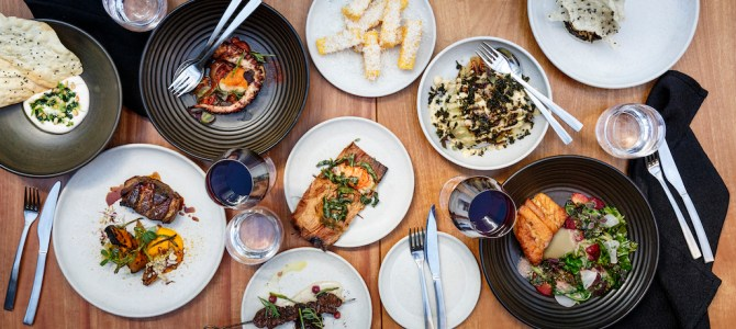 South West on a plate: a typical Margaret River dish
