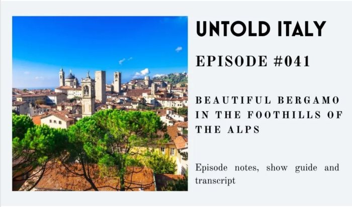 Untold Italy Podcast