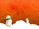 снеговики мечты (Рыбы)