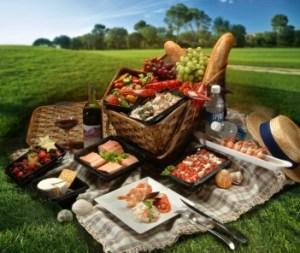 пикник на майские