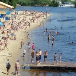 Киевские пляжи и зоны отдыха 2012 – где в Киеве можно купаться в этом году (+карта пляжей)
