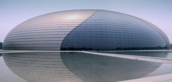 Национальный театр в Пекине