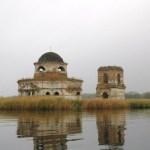 каневское водохранилище церковь