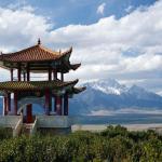 романтическое путешествие в Китай
