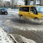 Киев может затопить. Список опасных улиц Киева