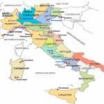 Немного об Италии и итальянской кухне