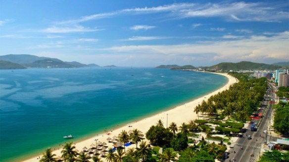Нячанг Вьетнам пляж