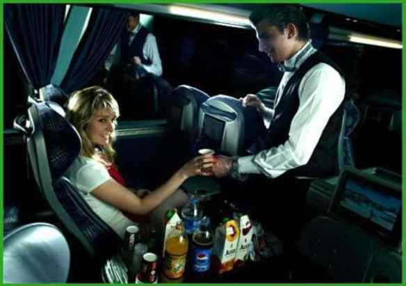 автобусом по Турции