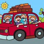 Автопутешествие за границу и новые водительские права в Украине